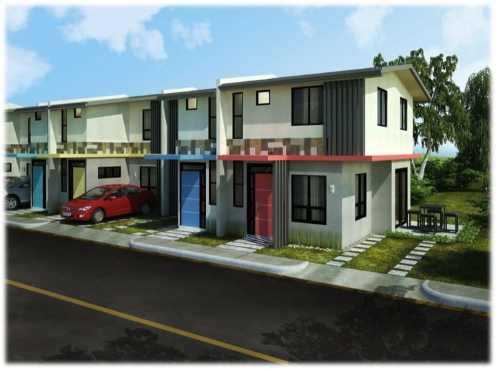 Affordable 2-storey pre-selling houses in cavite