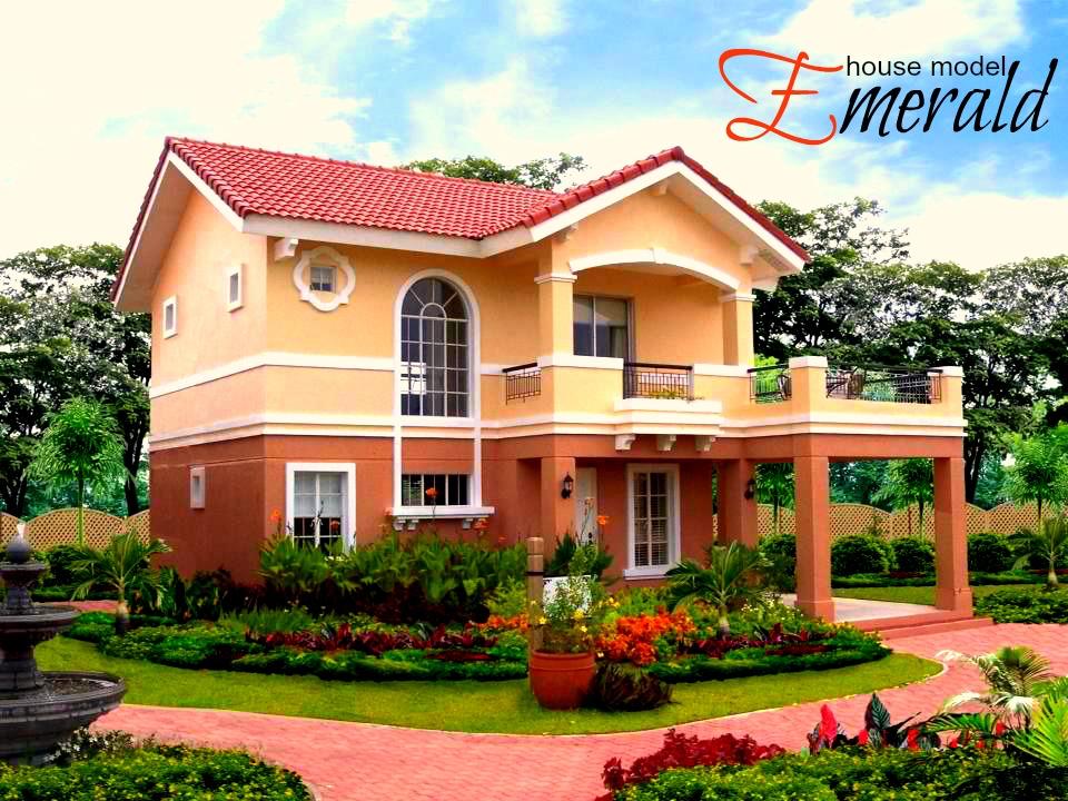 Emerald House Model