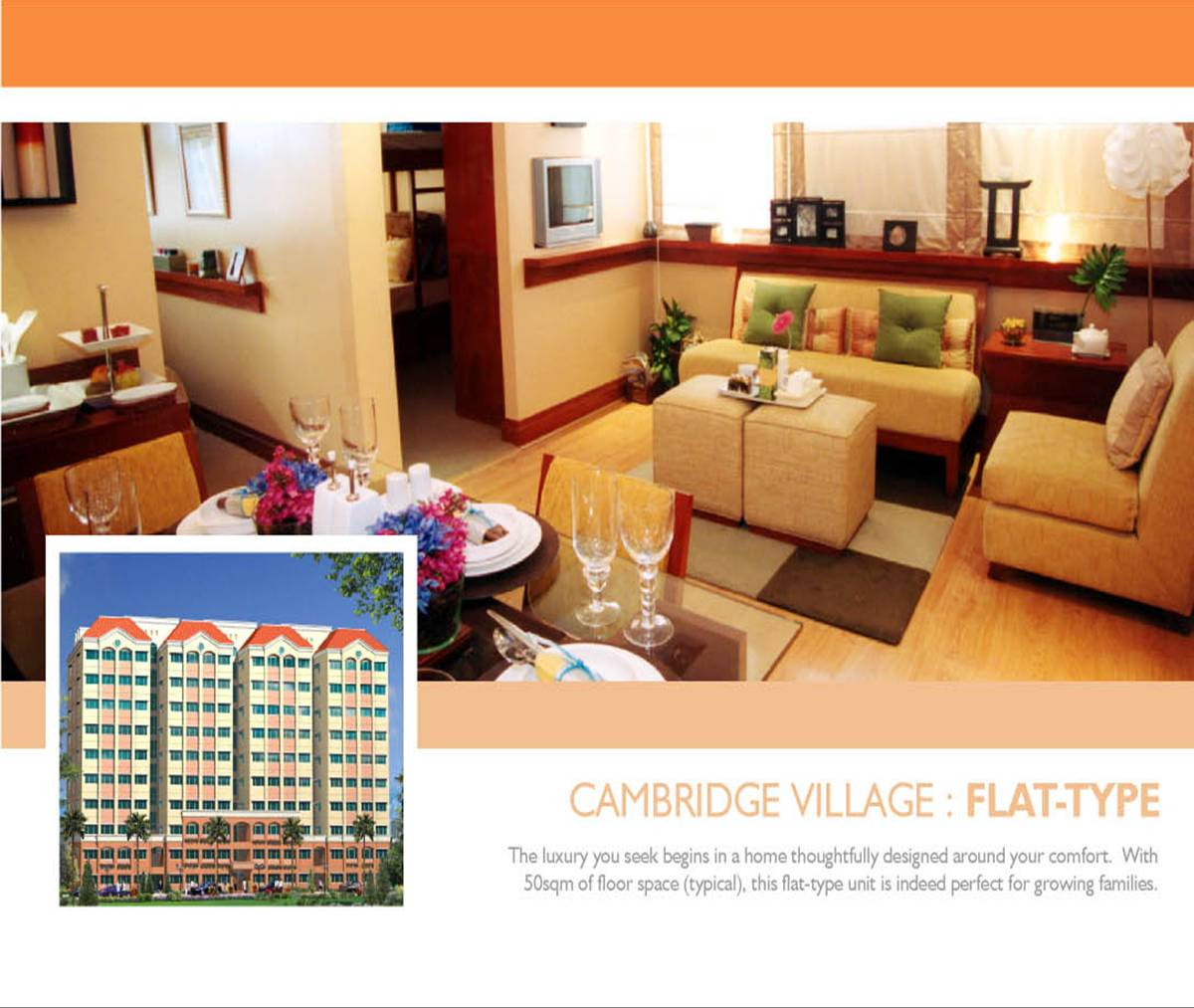 Affordable Condominium Investment, Flexible Terms of Payment, Flood Free Area. Condo Near Ortigas CBD