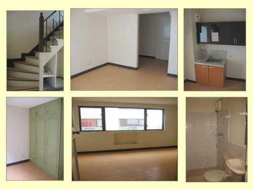 Loft Type Condo in Pasig. 1ride going Robinson and Megamall. Affordable Monthly Investment