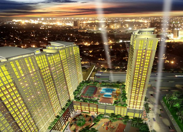 Makati's Luxurious Condo. Accessible Area. Flood Free. Near Airport