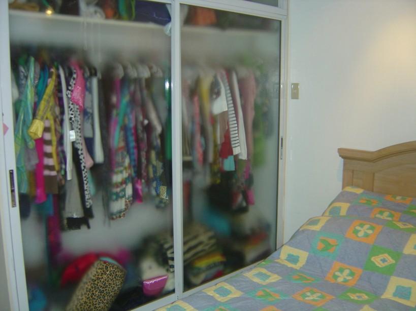 Full size closet