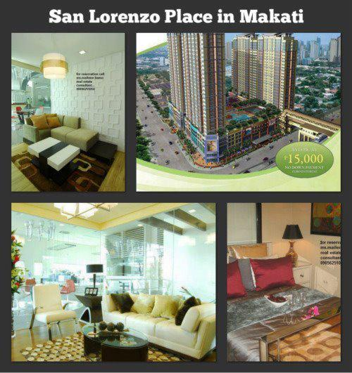 makati pre selling condo. good location, affordable investment.
