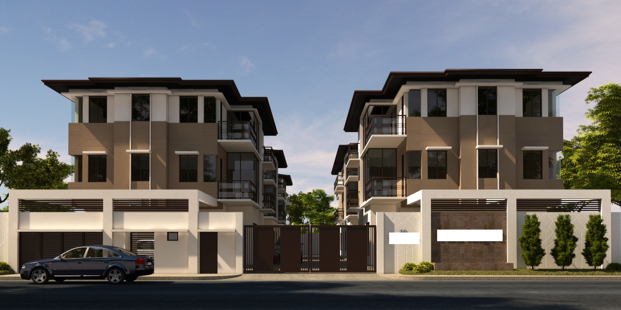 NEW MANILA SINGLE DETACHED LUXURY TOWNHOUSES IN R1 AREA PRIME LOCATION