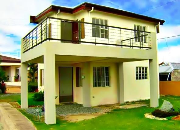 2-storey house unit