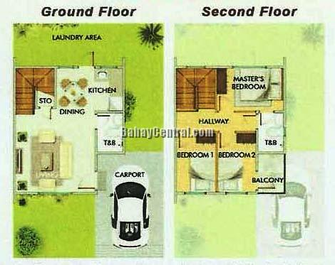 Bea Basic Floor Plan