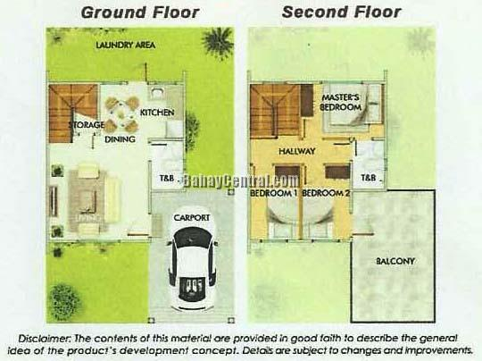 Bea Expanded Floor Plan