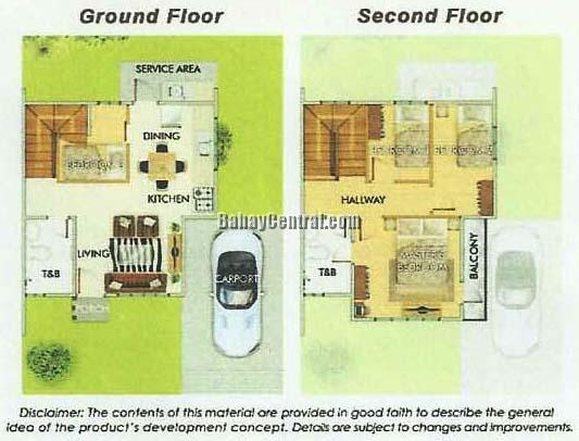 Danna Basic Floor Plan