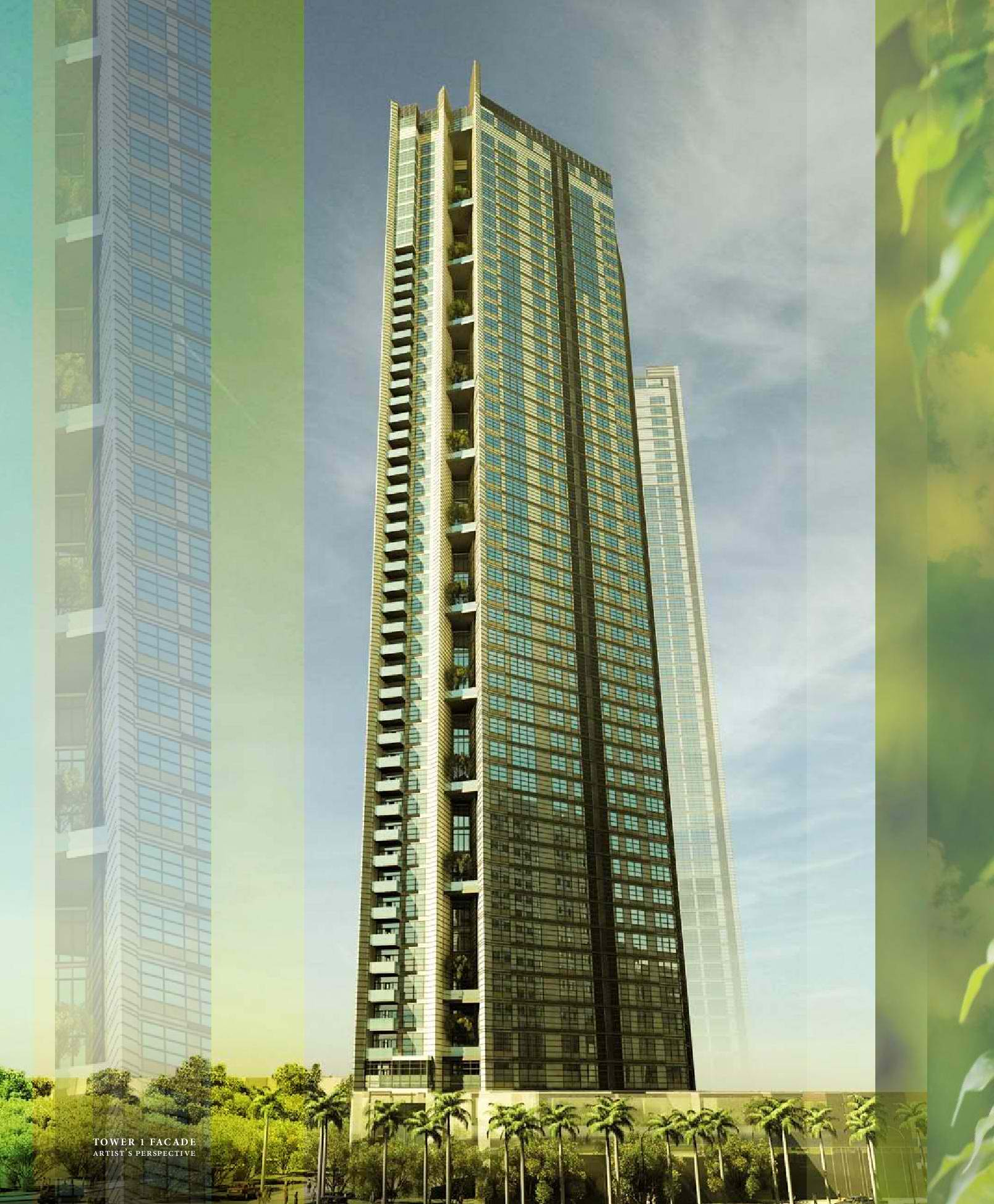 Vertical Garden Living in the heart of Ayala Center