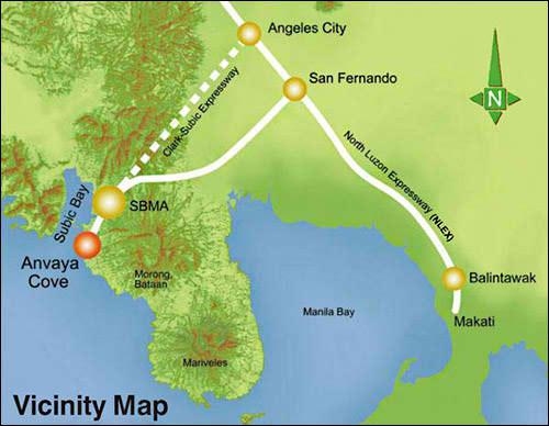 ANVAYA MAP