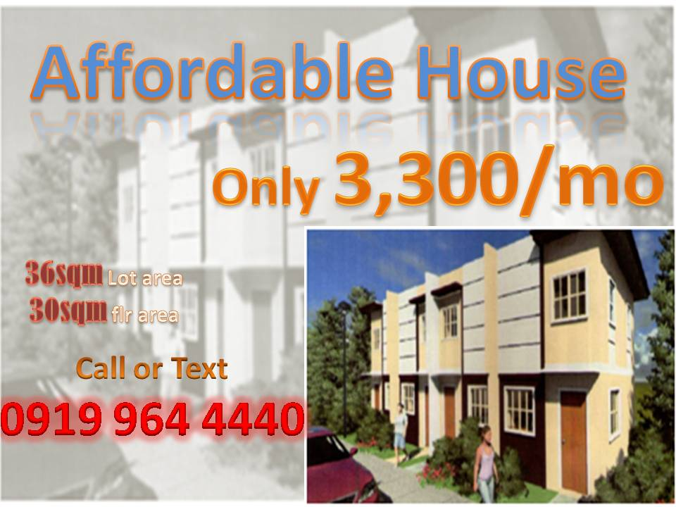 Affordable House Rent To Own In Quezon City