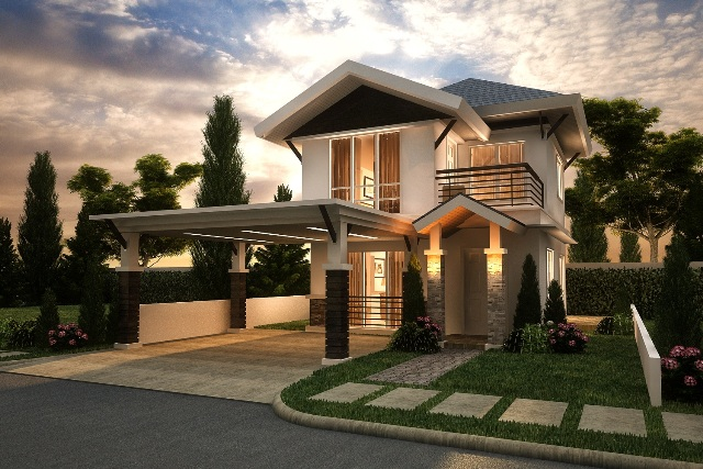 Pinecrest Residences Mahogany Model