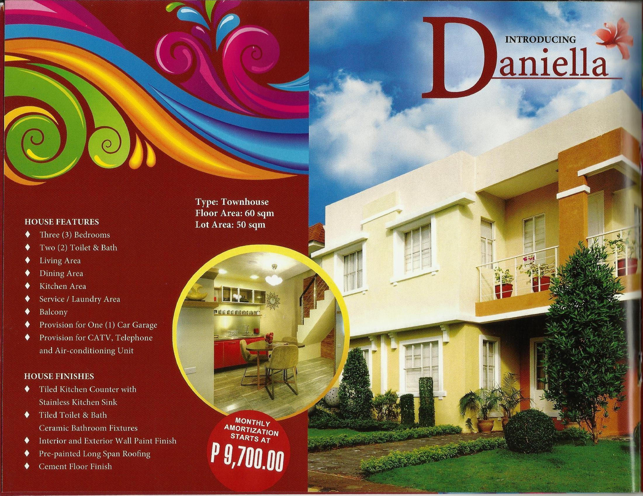 Daniella House Model