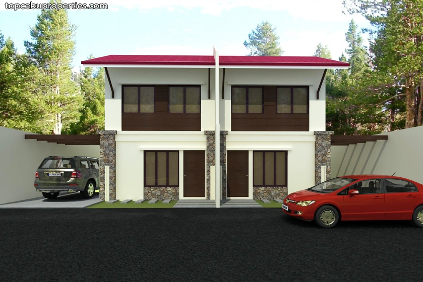 Luana Homes Duplex House and Lot