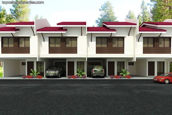 Luana Homes Townhouse House and Lot