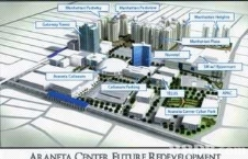 Araneta Center Development Plan