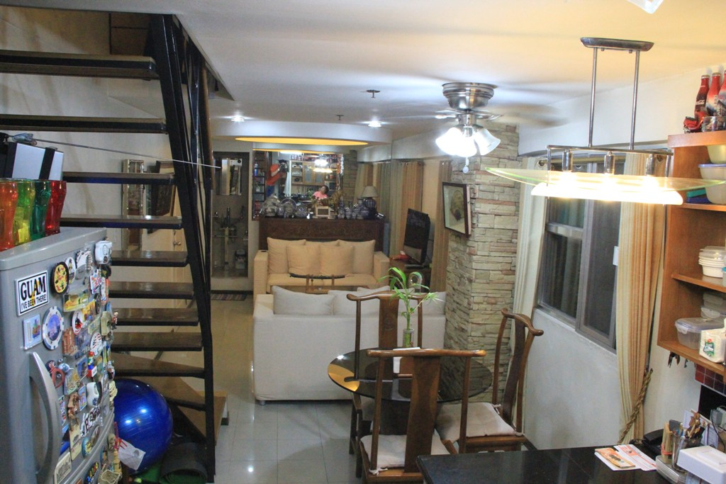 Ground Floor of a 4 bedroom condo in Manila