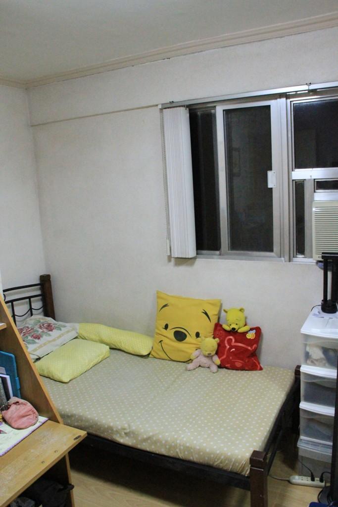 bedroom 3 of a 4 bedroom condo in Manila