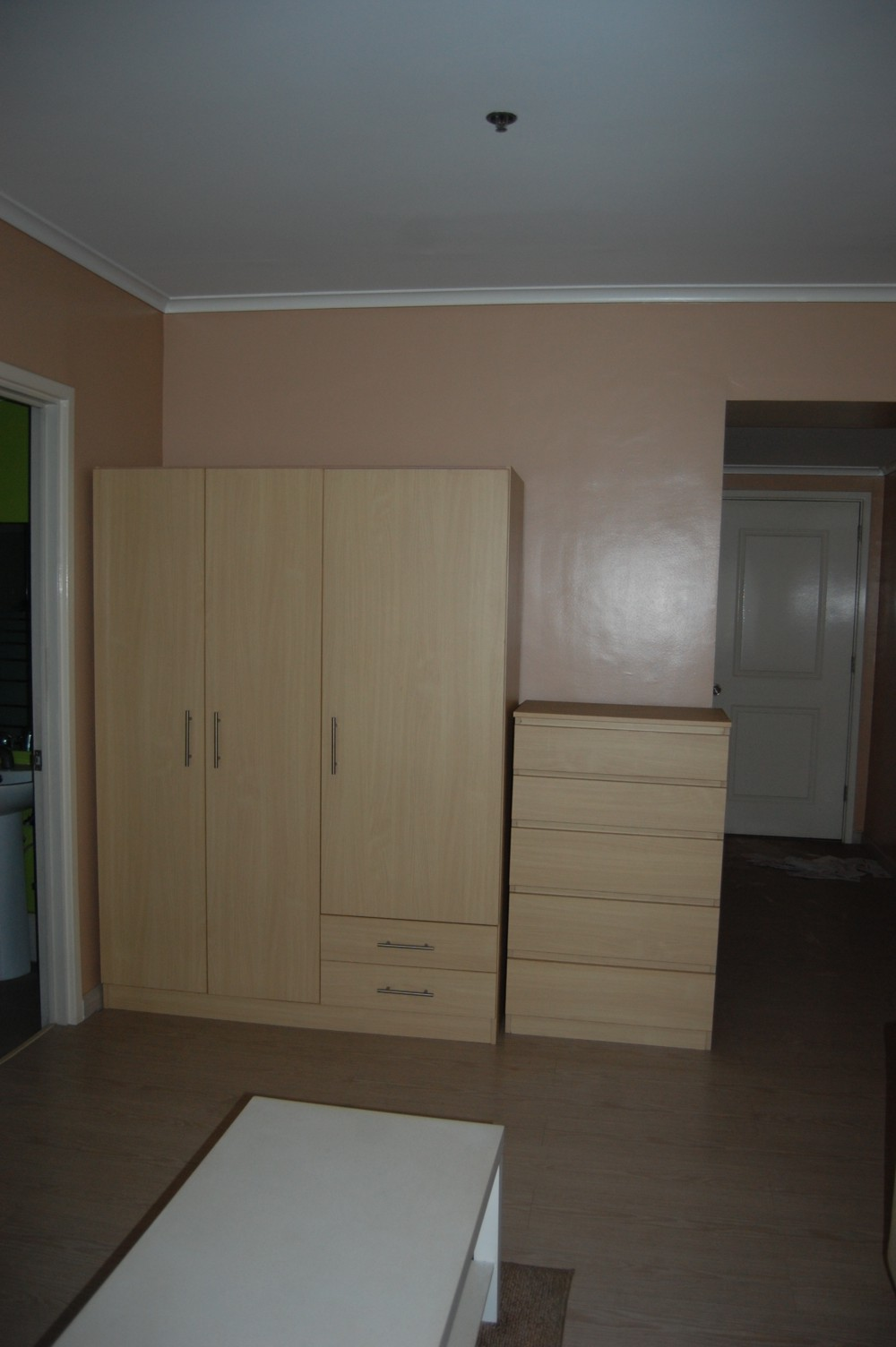 Closet and Cabinet