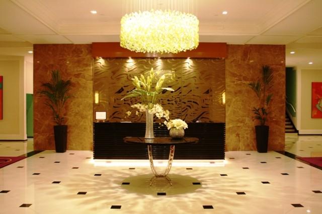 Stamford Residences Main Lobby