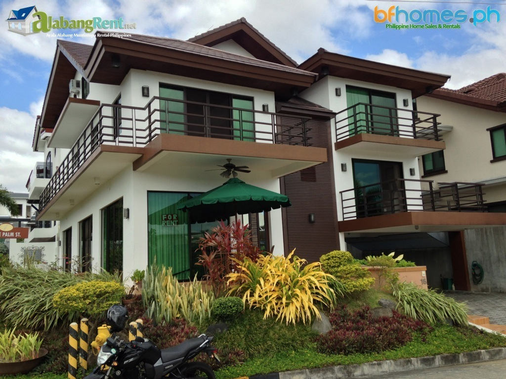 House for Rent in Palms Pointe Village, Filinvest Corporate City Alabang.