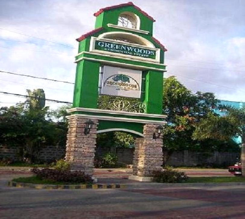 GREENWOODS EXECUTIVE VILLAGE  PASIG -  NEW EXPANSION Lot / Land / Farm FOR SALE: