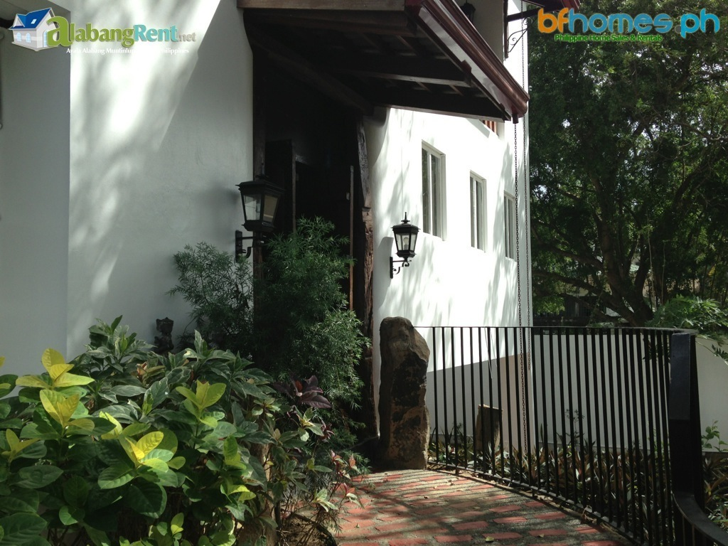 AAV Refurbished 2 Storey House for Rent in Manila.