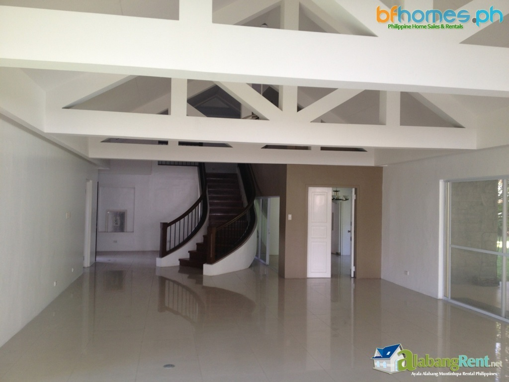 House for Rent in Ayala Alabang Village, 2 Storey Homes with Pool.