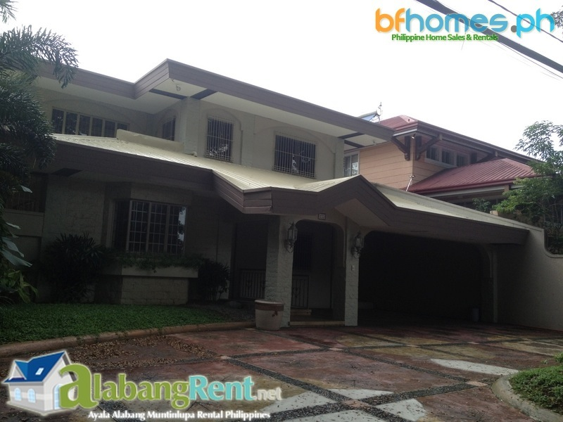 House for rent Ayala Alabang Philippines, 3 Bedroom Homes at 85K.