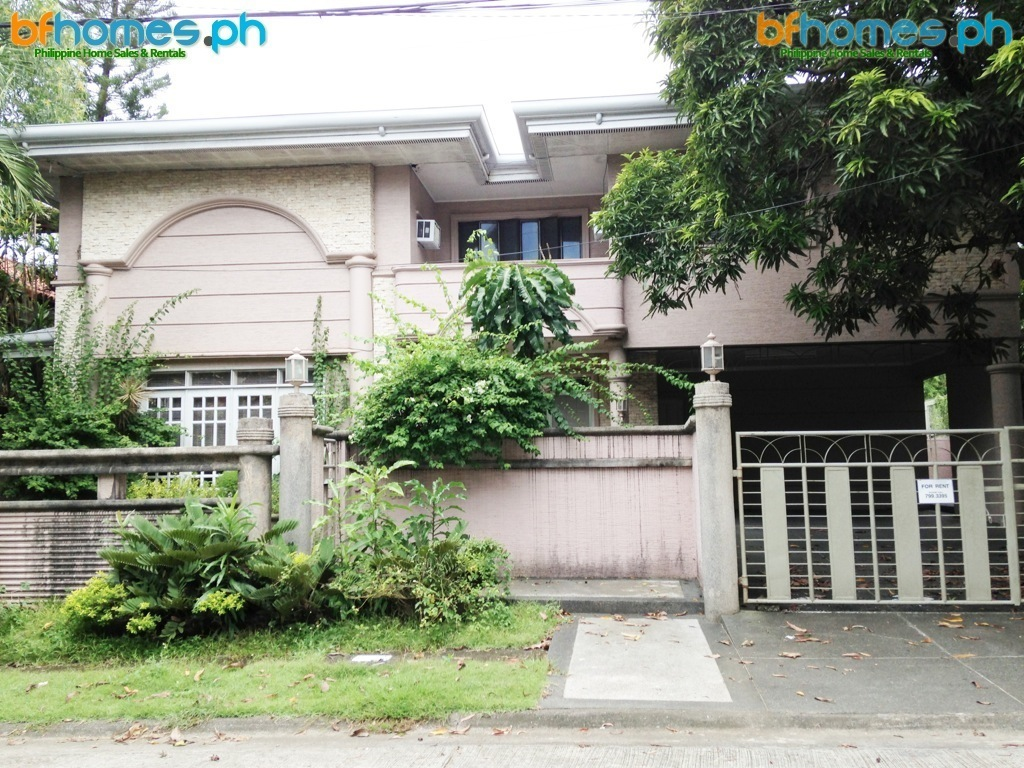 House for Rent in Ayala Alabang Village Muntinlupa.