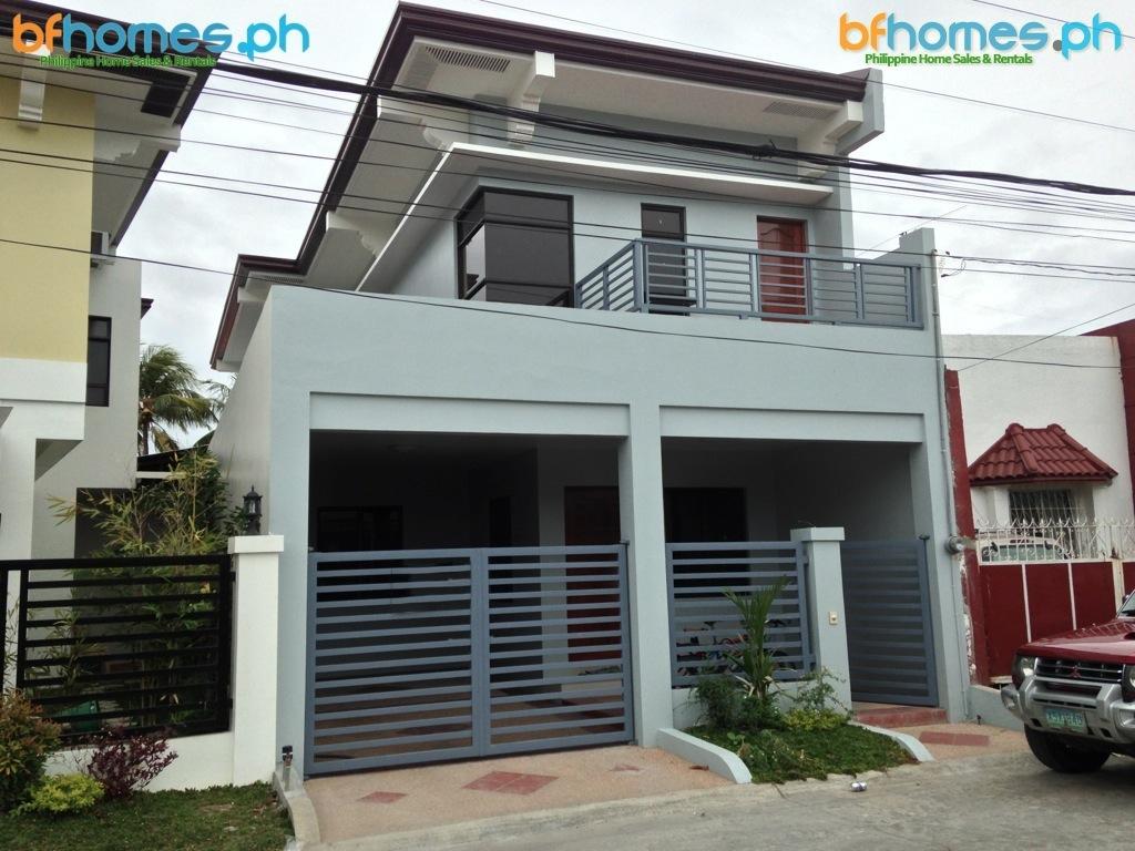 BF Las Pinas Brandnew 2 Storey House for Sale.