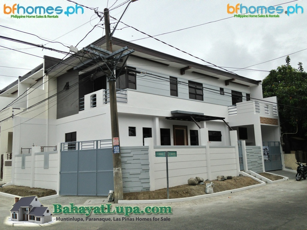 For Sale Brandnew Triplex in BF Resort Las Pinas.