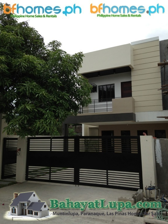 Newly Built 2 Storey Duplex for Sale in BF Resort Las Pinas.
