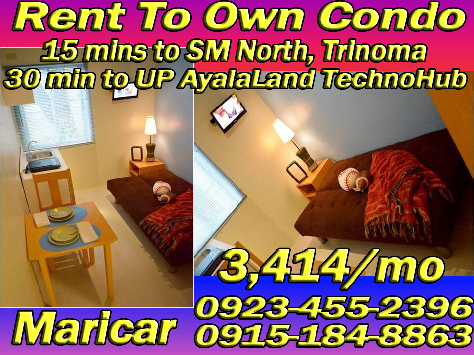rent to own condo qc most affordable condo qc