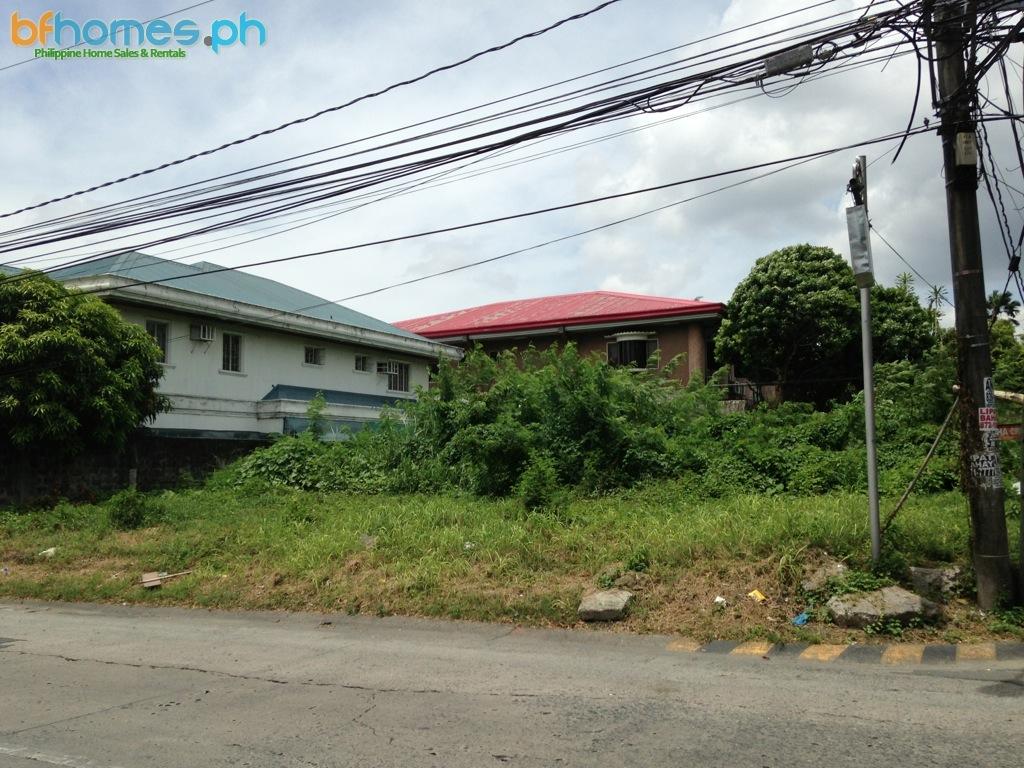 BF Homes 506qm Corner Lot for Sale..