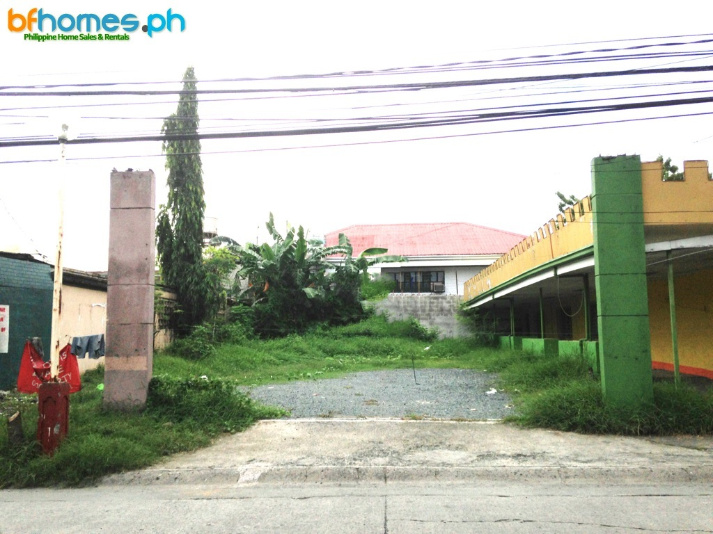 BF Homes 332sqm Commercial Lot for Sale.
