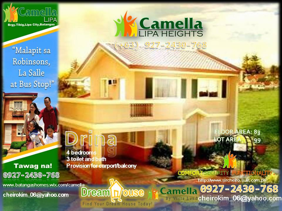 FOR SALE: Apartment / Condo / Townhouse Batangas > Lipa City