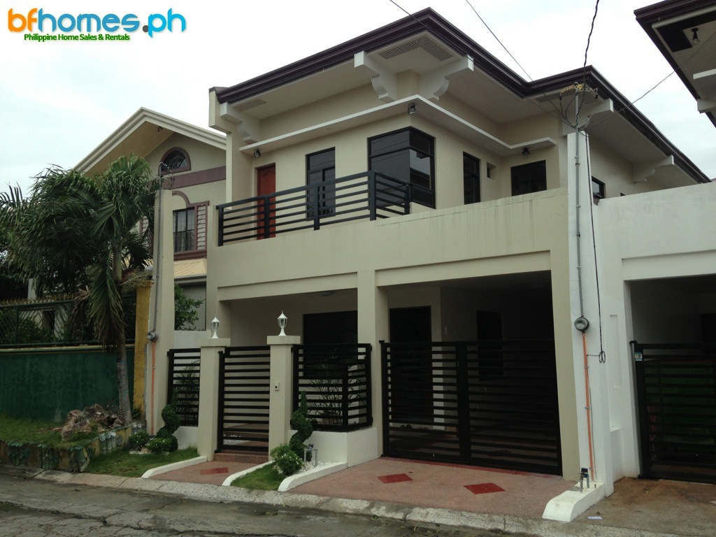 2 Story Brandnew House in BF Resort Las Pinas.