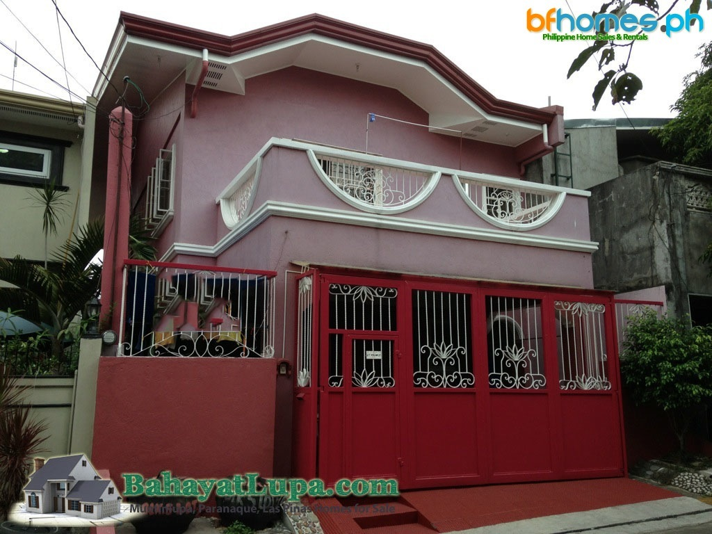 BF Resort Well Maintain House for Sale.