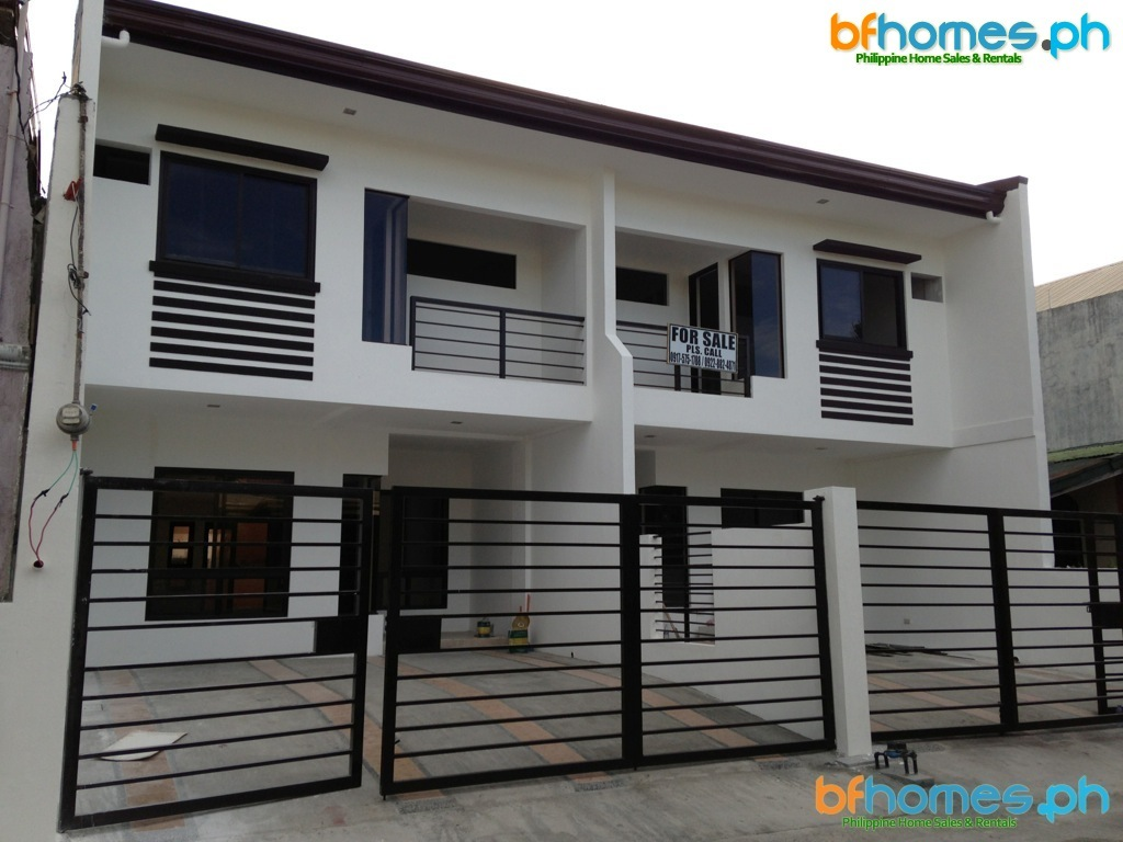 Brandnew 2 Story 3 Bedrooms Duplex for Sale in BF Resort.