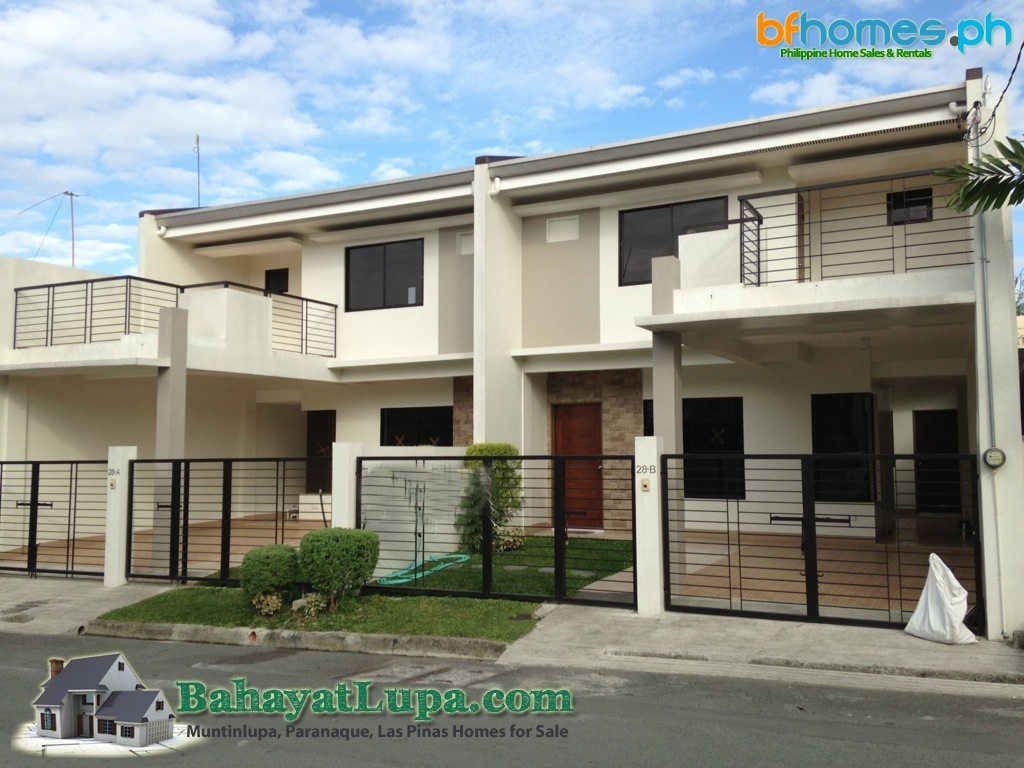 BF Almanza Brandnew Modern Duplex for Sale.
