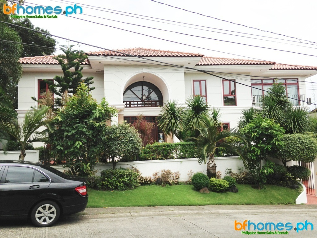 Ayala Alabang Mediterranean-inspired House for Sale.
