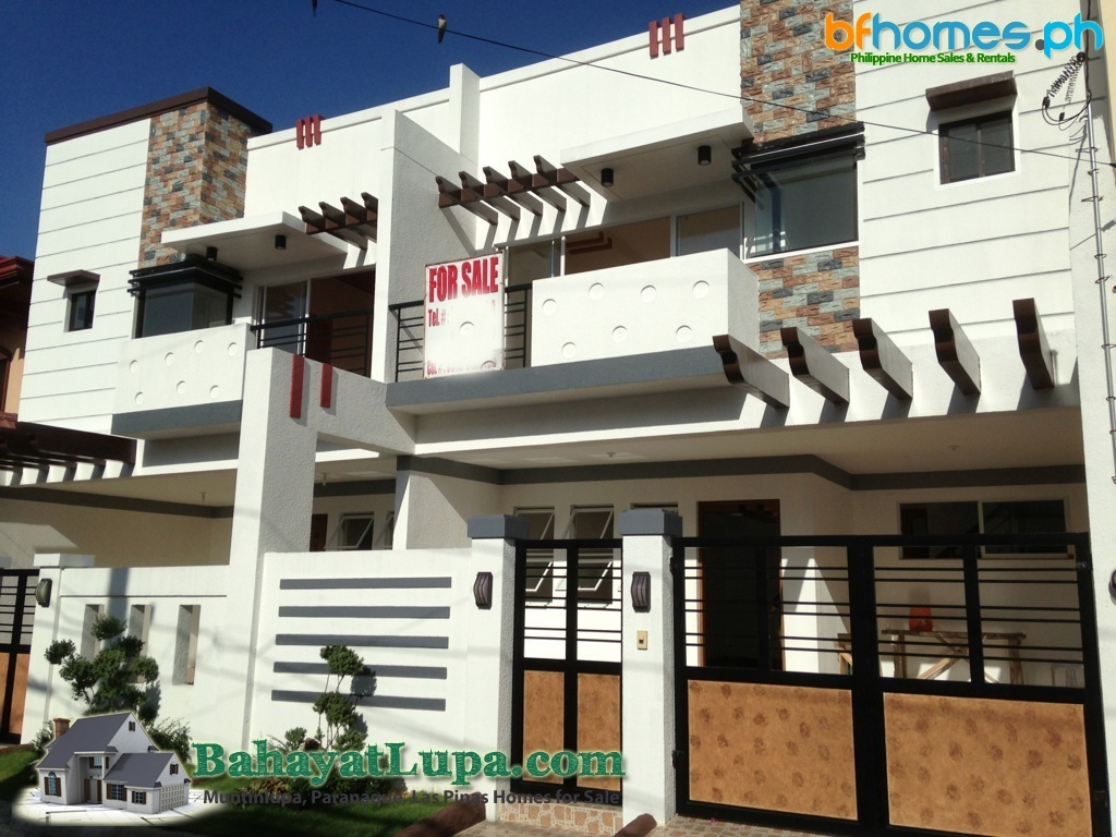 BF Resort Las Pinas Brandnew 2 Storey Duplex for Sale.