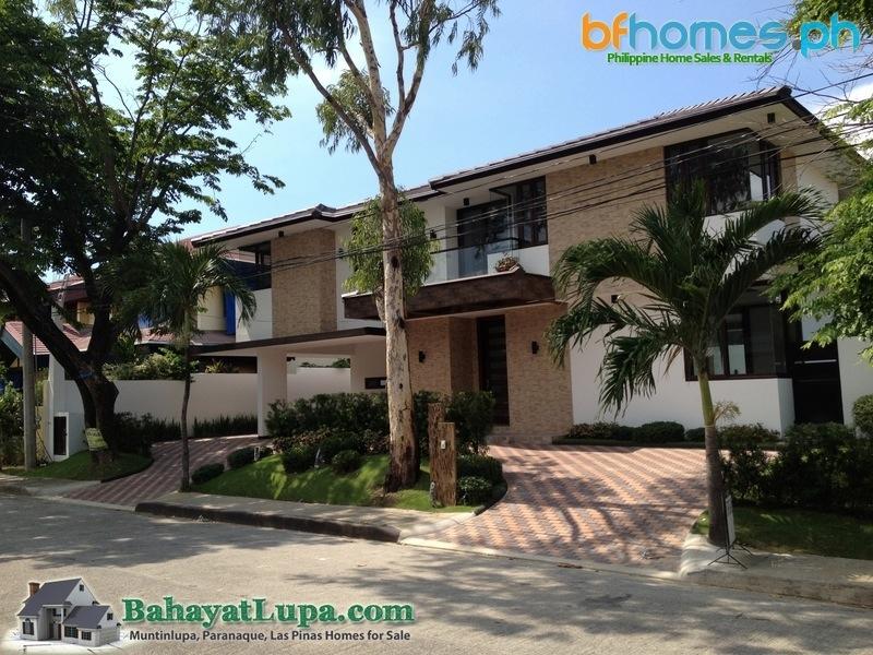 Brandnew Modern Zen Inspired House in Ayala Alabang Muntinlupa.