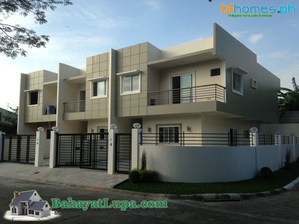 BF Homes Brandnew 2 Storey Triplex for Sale.