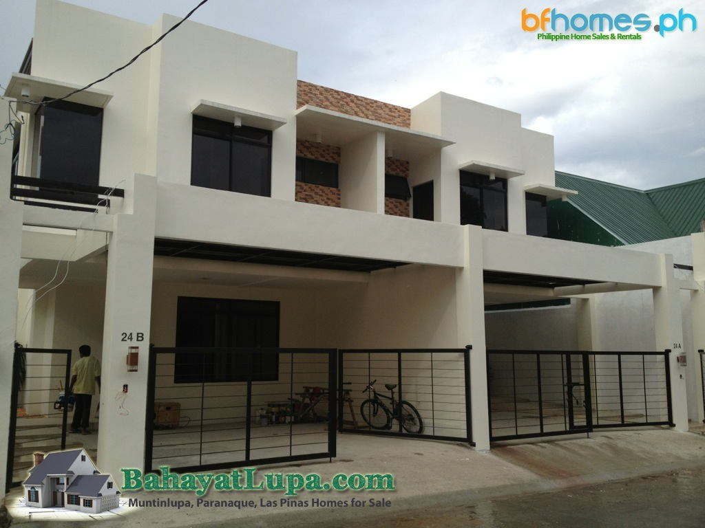 Brandnew Duplex for Sale in BF Homes Paranaque.