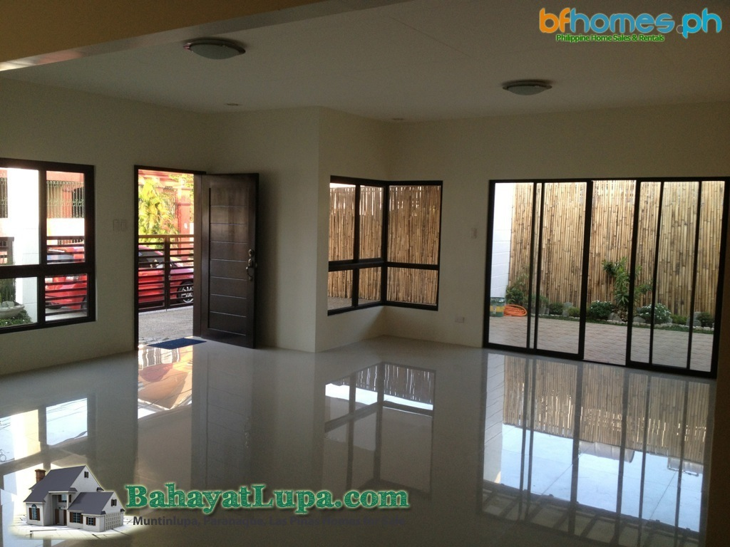 House Philippines for Sale Renovated Homes in BF Homes Paranaque.
