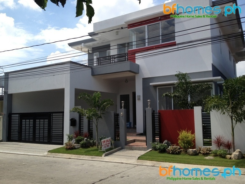 BF Homes Brandnew Modern Zen Design Home for Sale.