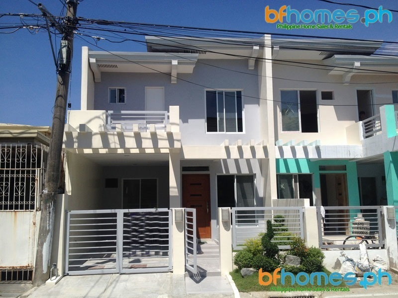 BF Homes Brandnew Duplex Homes for Sale.