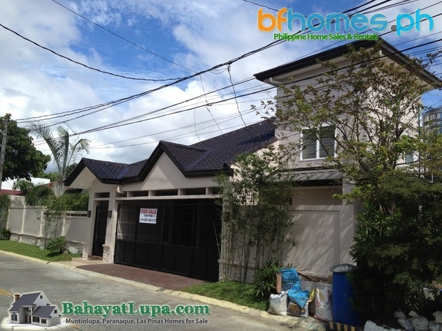 Renovated to New Bungalow Homes in BF Homes Executive Village Las Pinas.
